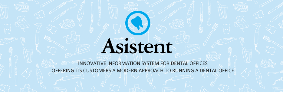 Innovative information system for dental offices